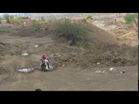 MRF Mogrip FMSCI Indian National Rally Championship 2W 2017 Nasik Round 4 Highlight 4