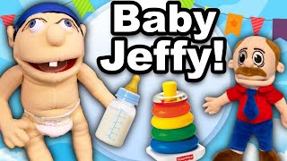SML Movie: Baby Jeffy!