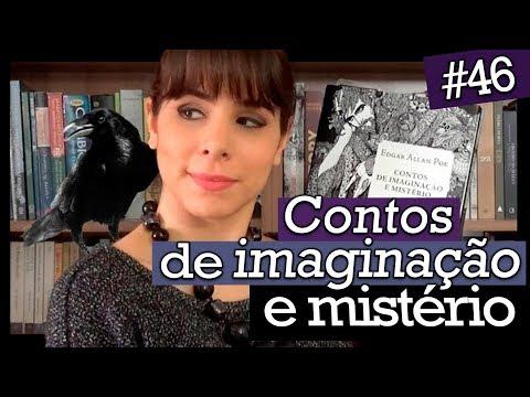 CONTOS DE IMAGINAÇÃO E MISTÉRIO, ALLAN POE (#46)