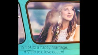 Love: HOW TO AVOID GETTING DIVORCE OR BREAK UP(MY TRIP TO A LOVE DOCTOR)