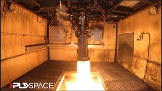 PLD Space completa las pruebas del motor de su cohete Teprel-B