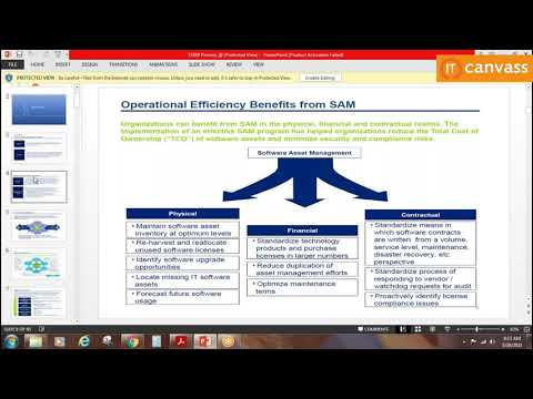 ServiceNow Software Asset Management Training Demo ... - YouTube