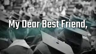 Graduation Wishes For Friend: Wishes, Quotes, Greetings, Video Message, And Sayings– Congratulation