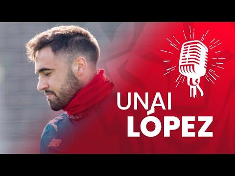 🎙️ Unai López | Rueda de prensa | Prentsaurrekoa