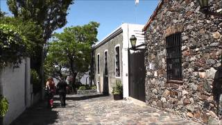 preview picture of video 'Uruguai: Colonia del Sacramento'