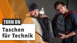 Laptoptasche, Fotorucksack & Co.: Qualität hat ihren Preis