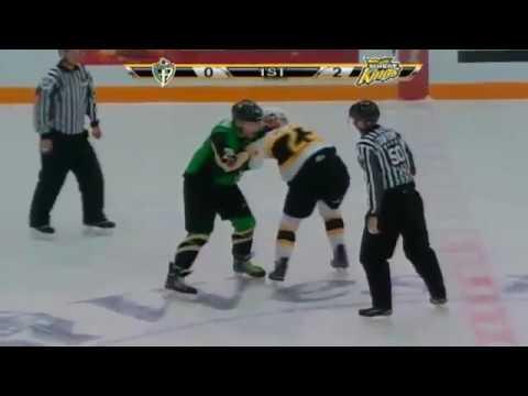 Cole Reinhardt vs. Kody McDonald