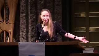 Parkland Student Lauren Hogg Speaks at Menendez Rally Against Gun Violence