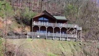 Smoky Mountain cabin for sale at 2664 Dogwood Ridge Way