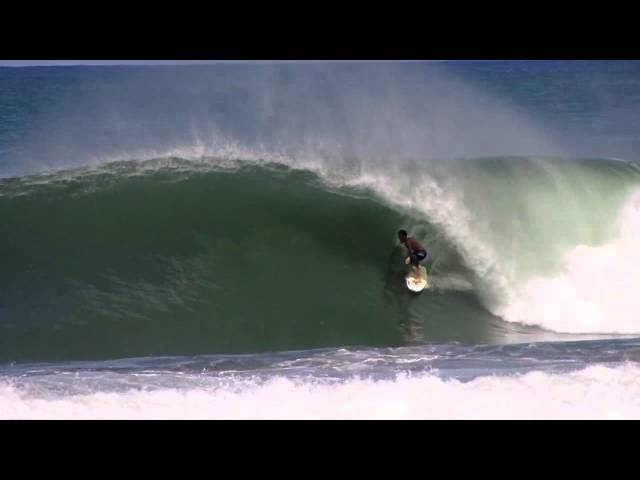 Josh Kerr, Chris Ward and Mason Ho Surfing in Barbados in The Kerrazy Kronicles (HD)