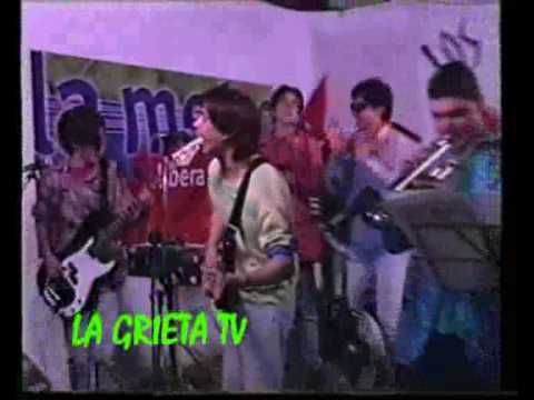 LOS CALIGARIS - la guitarra (L.A.D)  -  Córdoba   14/08/2000