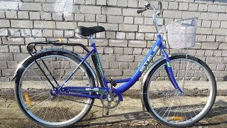 Обзор велосипеда — STELS 345