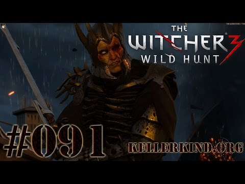 The Witcher 3 #091 - Eredins Untergang ★ Let's Play The Witcher 3 [HD|60FPS]