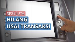 Saldo Hilang Rp 29 Juta Usai Transaksi di Mesin ATM di Kompleks Rusun Bumi Cengkareng Indah, Jakbar