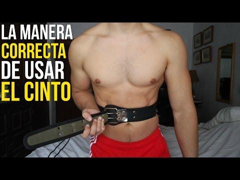 ¿Es Necesario Usar Cinturón para Entrenar? La Manera Correcta de Usarlo!