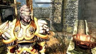 Skyrim mod of the day: Varian Wrynn Armor
