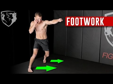10 Advanced Footwork Movements for MMA - YouTube