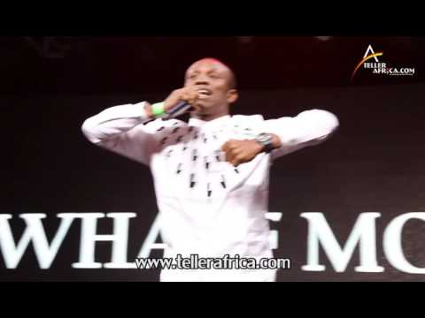 Whalemouth Performance @ Prince Hezekiah The Funny King Event (Thrilling)