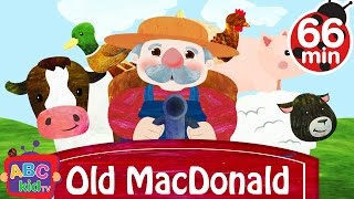 Old MacDonald Had a Farm (2D) | +More Nursery Rhymes & Kids Songs - CoCoMelon