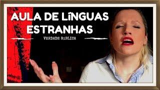 Aula de Línguas Estranhas