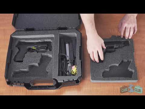 4 Pistol & Accessory Carry Case - Featured Youtube Video