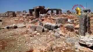preview picture of video 'Le Massif Calcaire : état des lieux à Kherbet Kseibjeh ادلب : تقرير عن خربة الكسيبجة'