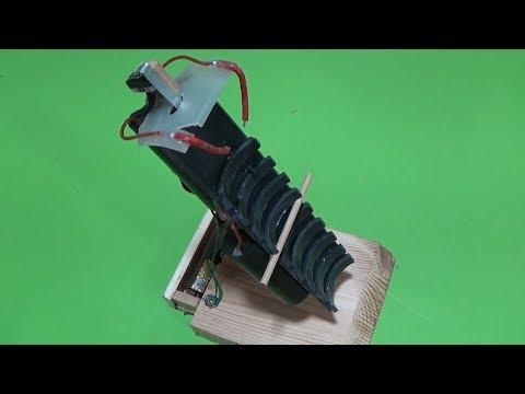 Ingenioso invento de alto voltaje para ratas