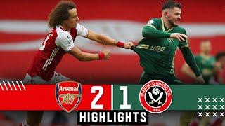 Arsenal 2-1 Sheffield United Pekan 4