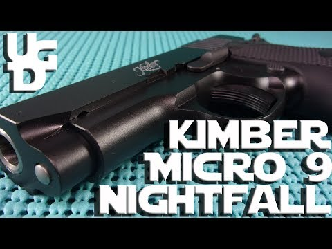Download New For 2019 Kimber Micro 9 Esv Video 3GP Mp4 FLV HD Mp3