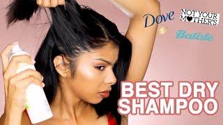 Best Drugstore Dry Shampoos for Oily Hair