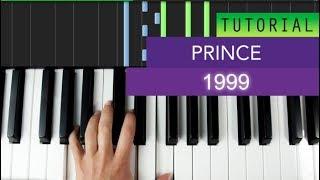Prince 1999 Piano Tutorial