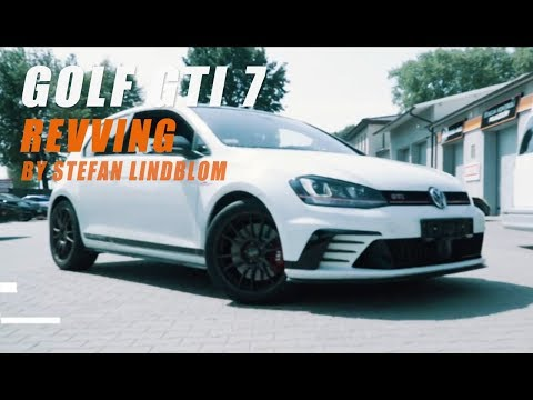 The iPE Exhaust System for Golf GTI MK7