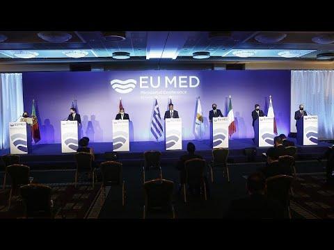 Διακήρυξη της Med7 με ηχηρό μήνυμα προς την Τουρκία