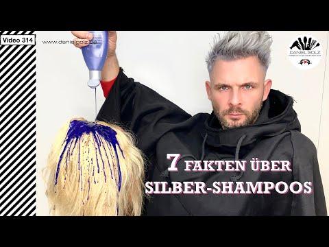7 Sachen die du beachten solltest beim Gebrauch von Silber-Shampoo