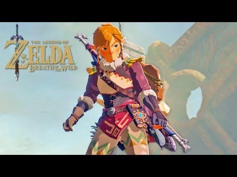 Divine Beast Vah Medoh (Walkthrough + Boss Battle) - The Legend of Zelda Breath of the Wild 16