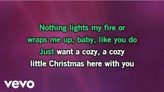 Katy Perry   Cozy Little Christmas (Karaoke Version)