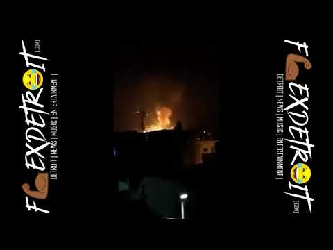What Happened: Explosion In Jordan?