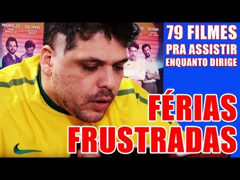 FÉRIAS FRUSTRADAS
