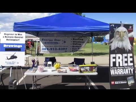 Energy Star Exteriors Event At The Jefferson County CO Fair In Golden Colorado