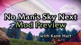 No Man's Sky Mod Clean UI for Next Preview