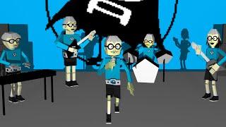The Aquabats! Super Show! Origins - Jimmy The Robot
