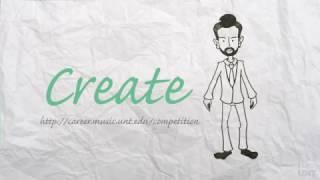 UNT Music Entrepreneurship Competition Promo