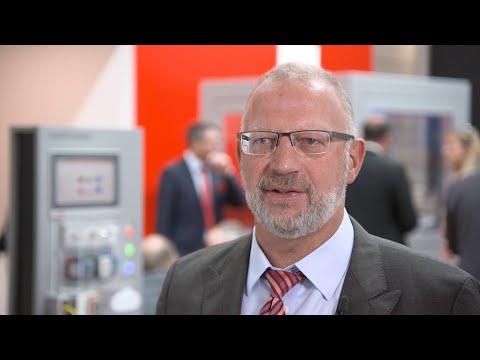 Beckhoff auf der AMB 2018: Ein System für CNC und IoT