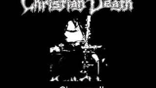 Christian Death - Sleepwalk (G)