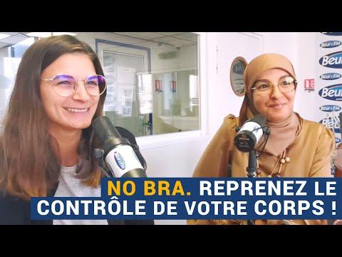 [AVS] No Bra. Quand les femmes reprennent le contrôle de leur corps ! - Nadia El Bouga & Gala Avanzi