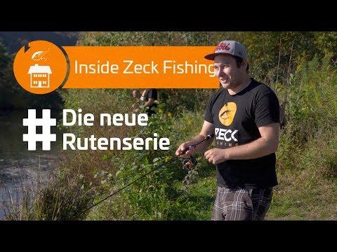 Die Raubfisch-Range kommt | Erster Blick auf die Ruten | www.zeck-fishing.com