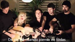 Walk Off The Earth - Somebody that I used to Know Subtitulado