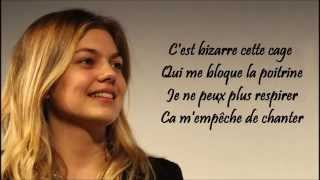 Louane - Je vole (paroles)