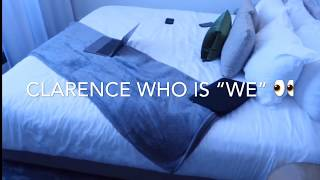 CLARENCE DON'T DO NUN U WOULDN'T WANT QUEEN TO DO - (WHAT DOES THIS IS WHERE WE SLEEP MEAN?)🧐