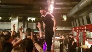 Beatsteaks - Gentleman Of The Year, live @ Substage Karlsruhe (Arnim auf Theke), 21.10.2017